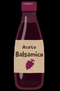 バルサミコ酢の絵