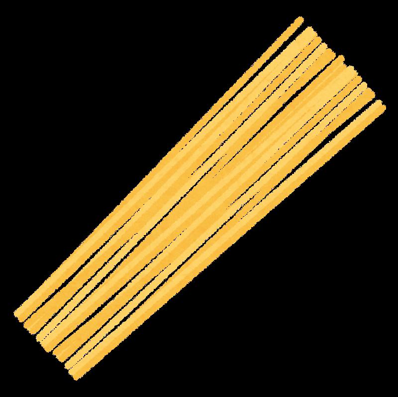 パスタ、スパゲッティーのイラスト